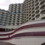 オキナワグランメールリゾートの朝食やプール!宿泊レポ2