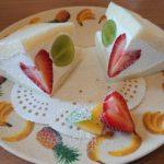 ラクンチーナ(農連プラザ)で安室奈美恵限定フルーツサンドを食べてきた